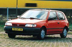 8. Nissan Sunny