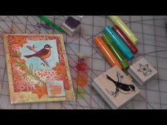 Exploring Gelatos & a {late} Stamp Winner!