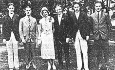 The Firestone Family - Harvey S. Firestone Sr., founder of Firestone Tires is a former Asheville School Trustee. Sons Harvey S. Firestone Jr. 1916, Vice President of Firestone Tires, Roger Firestone 1931, Russell Firestone 1919, great-grandsons Layton Register 1981, Charles Thiel 1989 and Geoff Gordon-Creed 1980 all attended Asheville School. Robert D. Thomas 1927 became the President of Firestone Tire & Rubber Company.