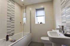 bathroom ideas - mixed Tiles
