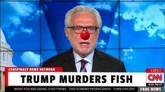 """CNN """"Fish Feeding"""" Story Goes FULL LIBTARD 😂"""