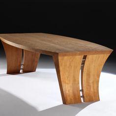 Wood Furniture, Modern Furniture, Furniture Design, Coffee Table With Shelf, Wooden Dining Tables, Small House Design, Portfolio, David, Kitchen Decor