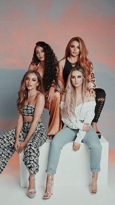 Lockscreen little mix Jade Little Mix, Little Mix Jesy, Little Mix Style, Little Mix Girls, Jesy Nelson, Perrie Edwards, Dvb Dresden, Little Mix Photoshoot, Little Mix Singers