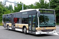 Mercedes Citaro City Transit Bus  #BUS