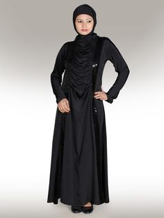 Buy Soriya Abaya Online | Party Wear Abayas