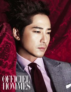 Kang Ji Hwan (KR) Like him in Lie To Me, My Girlfriend is an Agent, Capital Scandal.