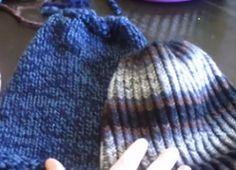 Loom Knit A Hat – New