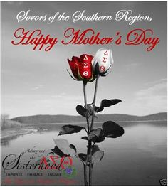 Happy Mother's Day! Delta Sorority, Delta Sigma Theta, Sorority And Fraternity, Delta Girl, Greek Life, Happy Mothers Day, Future Goals, Diva, Motivation
