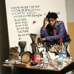 Jean-Michel Basquiat -> The Radiant Child Jean Michel Basquiat Art, Jm Basquiat, Robert Rauschenberg, Andy Warhol, Art Fou, Radiant Child, Pop Art, New York Studio, Studio 57