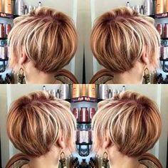 33 Stunning Hairstyles for Short Hair 2017 | The Best Short Hairstyles for Women 2016 #shorthairstyles