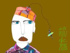 Digital Collage, Digital Art, Ronald Mcdonald, Pop Art, Fictional Characters, Fantasy Characters, Art Pop
