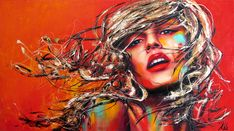 L'Ardente Pop Art, Jack Vettriano, Korn, Figurative Art, Amazing Art, Illustration Art, Painting, Drawings, Hair Styles