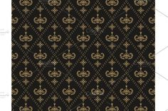 Seamless pattern Art Deco by kio on @creativemarket