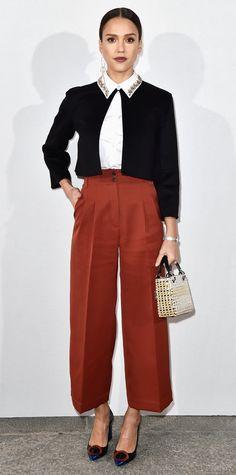 Jessica Alba - best dressed of the week
