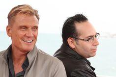 Dolph Lundgren y Mike Mendez