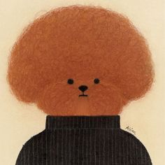 Animal Drawings Dog illustration by Seungyoun Kim - Illustrator Seungyoun Kim has created dog illustrations features fashionable pooches. The portraits feature chunky sweaters and tiny hats on doggos. Illustration Cartoon, Illustration Simple, Digital Illustration, Fantasy Illustration, Animal Drawings, Cute Drawings, Pencil Drawings, Illustrator, Dibujos Cute