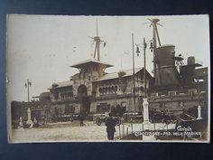 1914 GENOVA (GE) EXPO INTERNAZIONALE DI IGENE, MARINA E COLONIE (marzo-novembre)