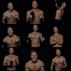 """Brian Littrell """"Show'em what you're made of"""""""