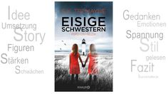 BücherKaffee: Rezension || Eisige Schwestern | S. K. Tremayne