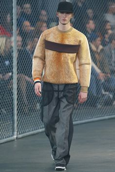 Givenchy Fall 2014 Menswear Collection Slideshow on Style.com