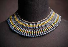 necklace with safety pins - Google zoeken