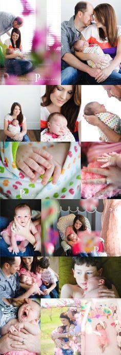 pinkletoes. [austin newborn family lifestyle photographer]