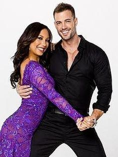 Latino hunk William Levy sizzles on Dancing with the Stars premiere! But I HATE cheryl burke XD