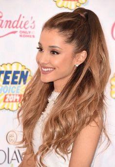 Ariana Grande. …