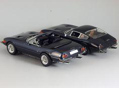 Ferrari 365GTB/4 Daytona 1/24 Crown Fujimi