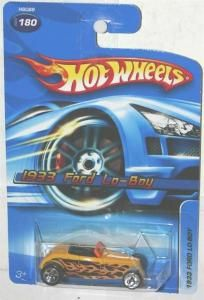 Hot Wheels 2005 MAINLINE 180's 4pc Lot Only $4.99