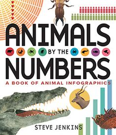Steve Jenkins Books-great books on several animal topics. features, insects, eggs, beetles.