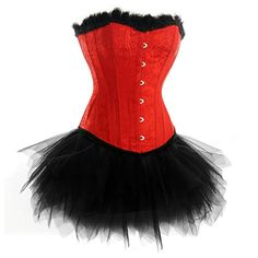 I love the frilly's