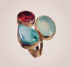 #wifey #tacobell #sgmarketplace #vogue #rosary #birthdaygift #riyo #jewelry #gems #handmade #copper #ring #multi #multi #scary #jualfisheye #mybabies #giants #sculpture