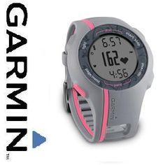 Garmin Gps watch + HRM I would like this!!