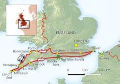 Camperreis door Engeland - Zuid-Engels genieten | NKC