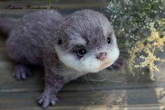 Lina by By Tatiana Barakova | Bear Pile OMG-too cute!