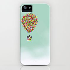 Up iPhone Case by Derek Temple - $35.00