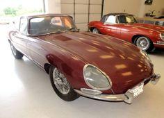 1967 Jaguar E-Type Coupe
