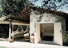 Mr and Mrs Smith | Uxua Casa Hotel & Spa Bahia Brazil Seu Irenio - Runner-up Best Dressed Hotel | Est Magazine