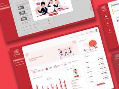 Website Design Inspiration, Design Blog, Ui Ux Design, Layout Inspiration, Graphic Design, Design Ideas, Wordpress, Mobile Web Design, Ui Kit