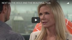 "Hey, ""The Bold & The Beautiful"" fans! Want to see what to expect on ""B&B"" Thursday, March 2, 2017? Check out the official ""The Bold & The Beautiful"" preview video below! ""B&B"" airs on CBS daily Monday – Friday on CBS! Share your thoughts in the Comments section below, on our Facebo"