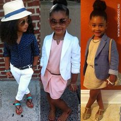 Fashion Kids » Fashion and design for kids » by @hails_world
