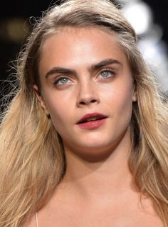 Cara Delevingne opens up about body image in the modeling world.