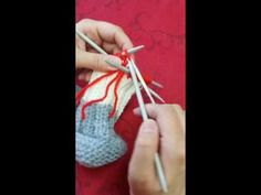 Quilting Tutorials all based on Cheryl Phillips' designs and products. Knitting Projects, Couture, Slippers, Make It Yourself, Wool, Point Mousse, Bonnets, Pattern, Montage