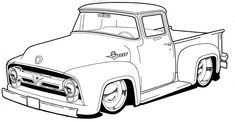 1949 chevrolet fleetline custom coupe drawing by