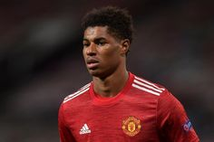 Bury school renames dining hall in honour of Manchester United striker Marcus Rashford - Manchester Evening News Manchester United Team, Manchester United Wallpaper, Pride Of Britain, England Players, Hungry Children, Marcus Rashford, The Other Guys, Bean Sprouts, Football Boys