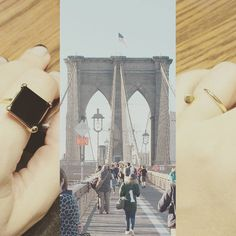#paulaferreira #tendências #nyc #brooklyn #bridge #agoraeahora#anello#anel#ring#mimo#novacolecao#dourado#gold#plate#good#girly#jour#bella#quero#style#serfeliz#fashion
