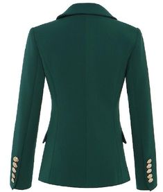 c4acdbee9b894 Yayu Womens Plus Size Long Sleeve Front Opens Casual Suit Blazers Blackish  Green XS   Visit