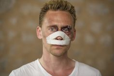 """Tom Hiddleston as Jonathan Pine in """"The Night Manager"""" From http://www.bustle.com/articles/162742-8-times-tom-hiddleston-proved-james-bond-should-be-his-next-role-after-the-night-manager"""