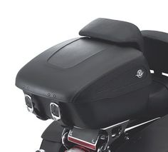 Tour-Pak Luggage- Road King Classic Leather Styling-53147-98C